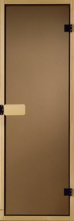 Saunatür Glas saunatür ganzglastür glas bronciert oder klar