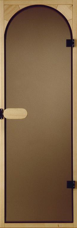 Saunatür Glas saunatür rundbogen glastür glas bronciert oder klar