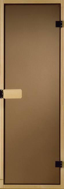 saunat r ganzglast r glas bronciert oder klar. Black Bedroom Furniture Sets. Home Design Ideas
