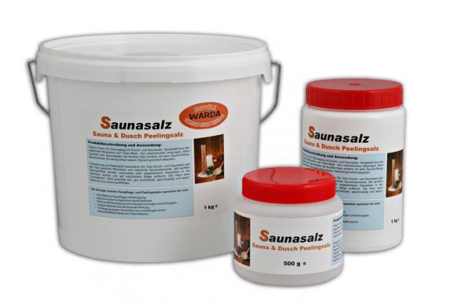 saunasalz dusch peelingsalz neutral oder mit duft. Black Bedroom Furniture Sets. Home Design Ideas
