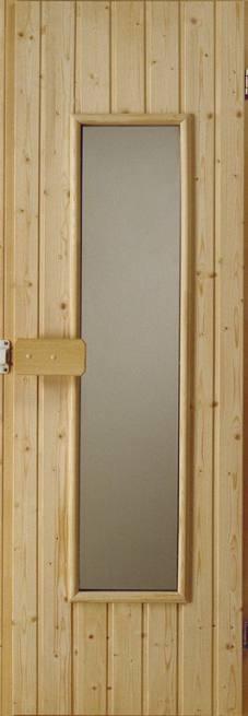 saunat r profil holzt r mit scheibe. Black Bedroom Furniture Sets. Home Design Ideas