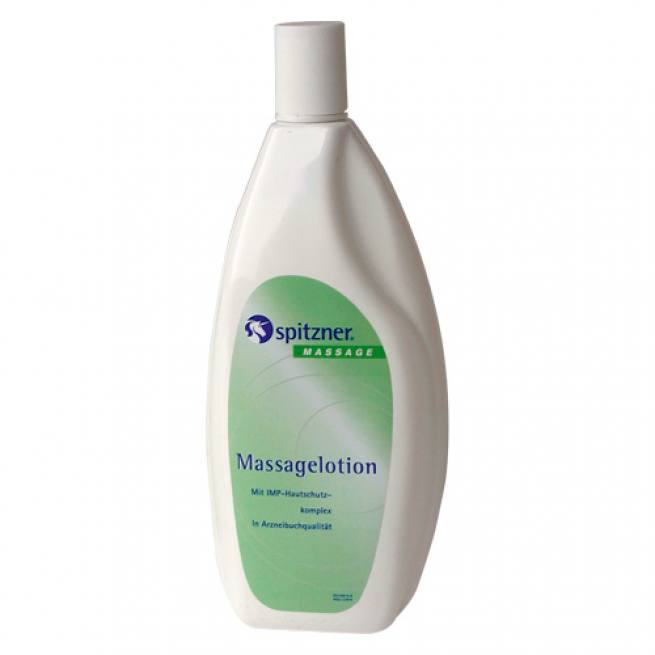 Spitzner Massagelotion - 1 Liter